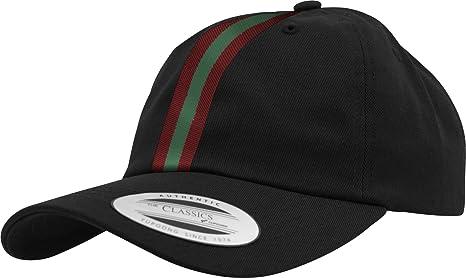 a315db71a28 Amazon.com  Urban Classics Flexfit Stripe Dad Hat 6245DS  Sports ...