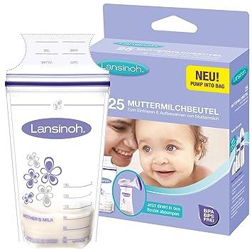 Lansinoh 99204 - Recipiente leche materna: Amazon.es: Salud y ...