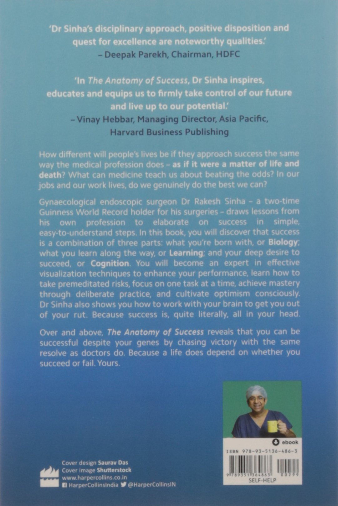 The Anatomy Of Success Management Lessons From A Surgeon Dr Rakesh