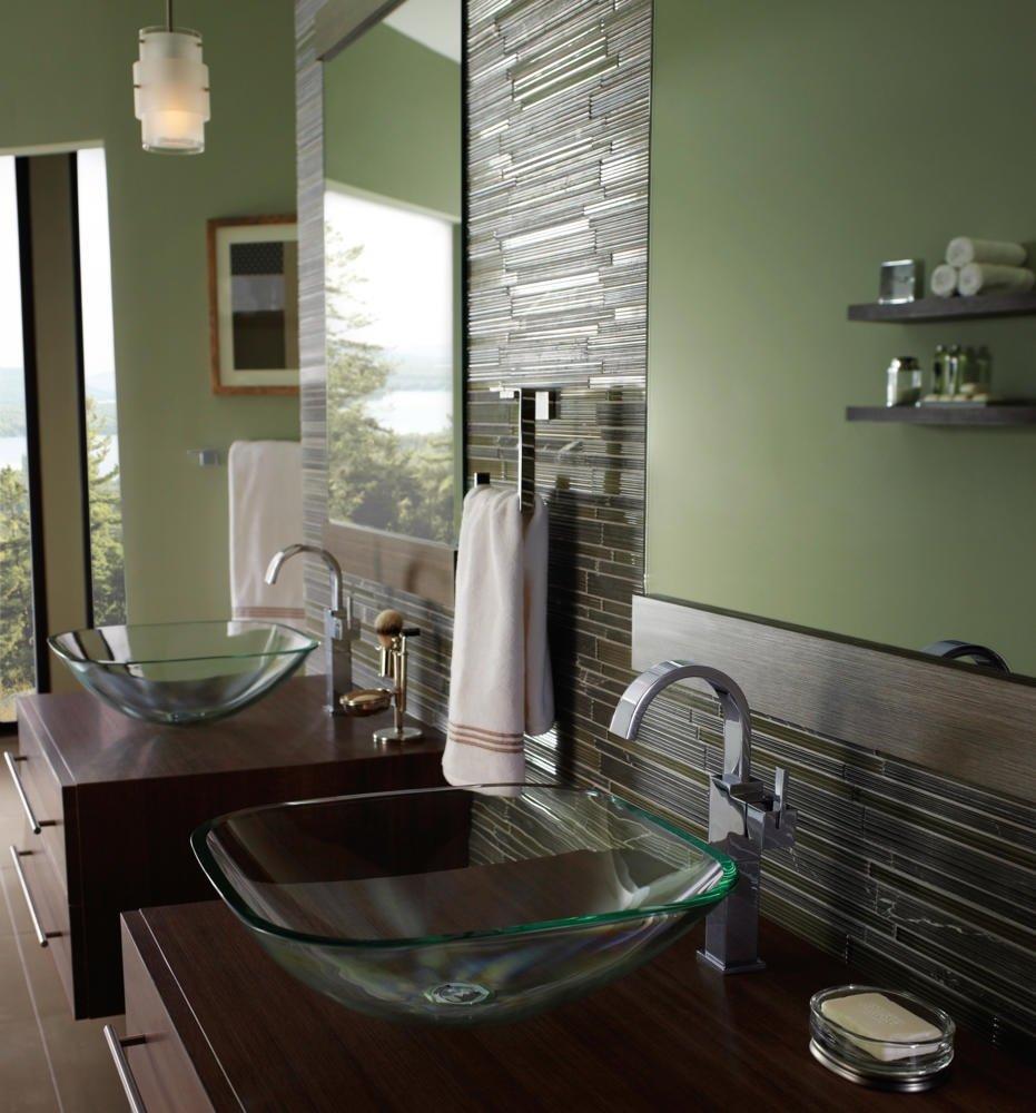 SpotShield Venetian Bronze Delta Faucet 77730-RB Vero 30 Towel Bar
