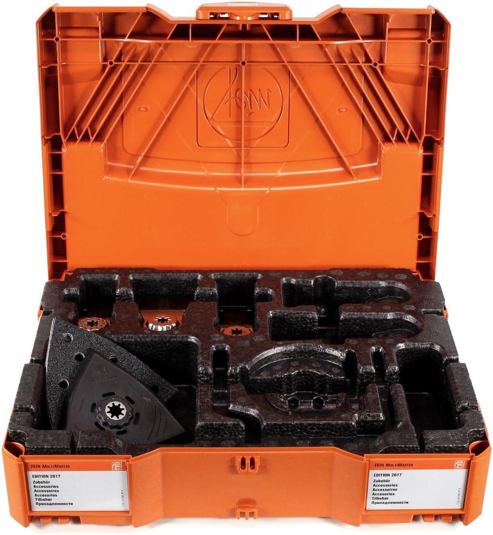 Orange Fein 33901146220 Fein Systainer Kit With Accessories