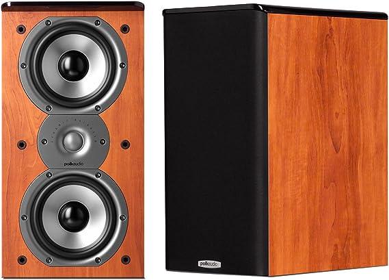 Polk Audio TSi200 Bookshelf Speakers (Pair
