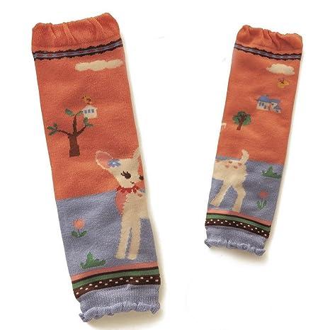 Happy Cherry - (Pack de 4 pares) Calcetines Zapatos Antideslizantes para bebés niños niñas 1-3 años - 30cm: Amazon.es: Bebé