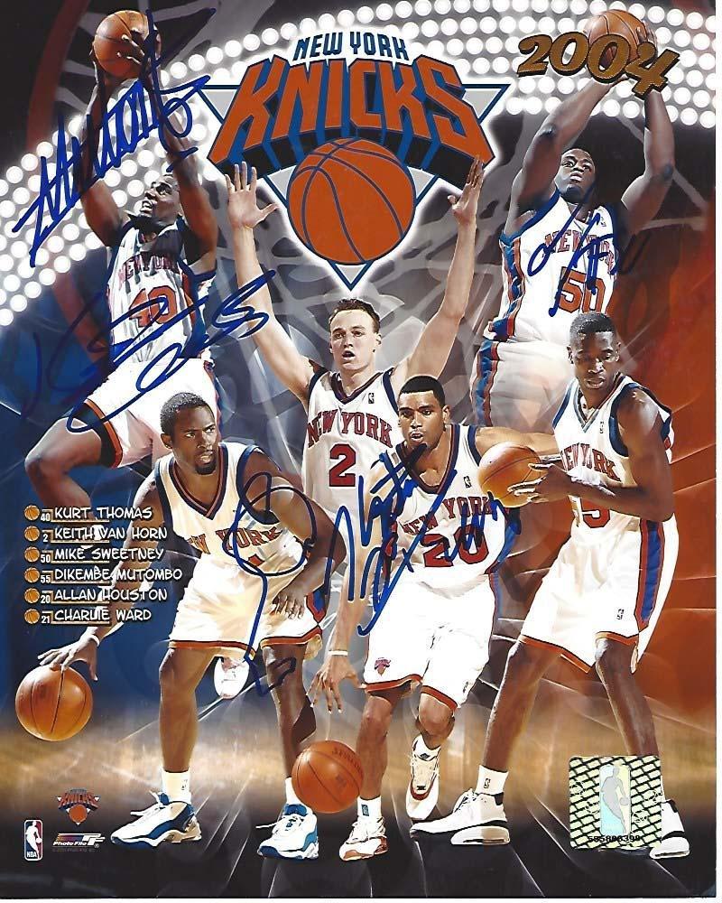 da51c38103a NEW YORK KNICKS 2004-Signed by DIKEMBE MUTOMBO  55