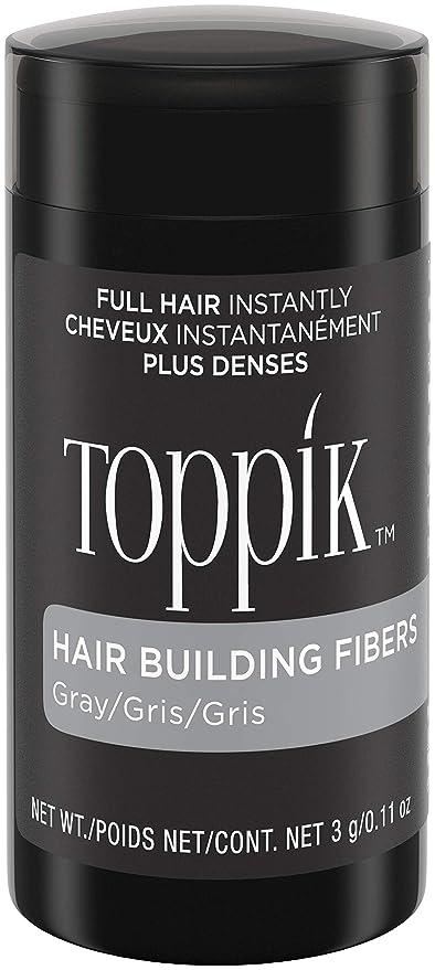 Toppik Fibras Capilares - Mini (3g), Color Gris