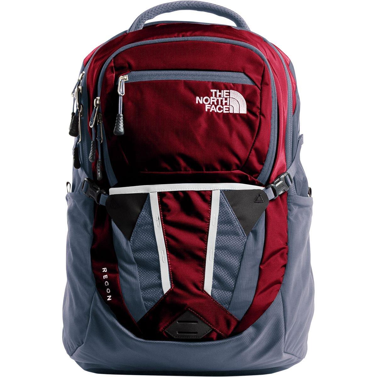 (ザノースフェイス) The North Face Recon 30L Backpack - Women'sレディース バックパック リュック Rumba Red/Grisaille Grey [並行輸入品]   B07F9TFLZT