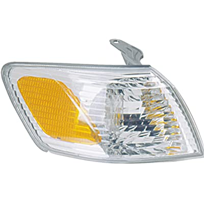 Dorman 1631071 Passenger Side Turn Signal Light Assembly for Select Toyota Models: Automotive