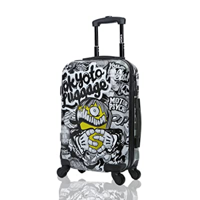 TOKYOTO Luggage Carry-on Trolley Cabin Suitcase Travel Bag - MAD COOL