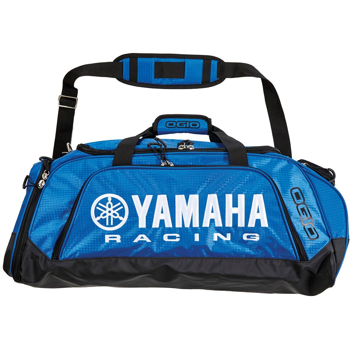 Yamaha Racing Duffle Travel Bag By Ogio - GCR-17DUF-YR-BL