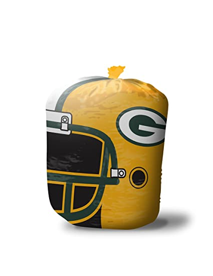 63998f3b4bd Image Unavailable. Image not available for. Color  Fabrique Innovations NFL  Green Bay Packers Stuff-A-Helmet ...