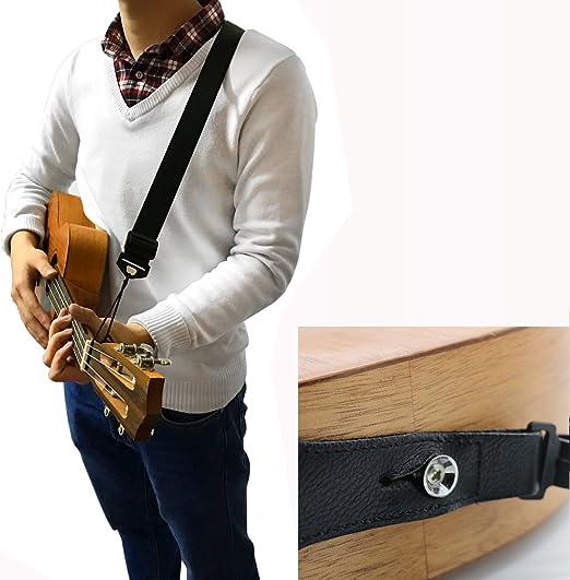 Adjustable Nylon Printing Style Ukulele Strap Ukulele guitar Accessorie Z8