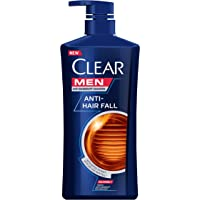 Clear Men Anti-Hairfall and Anti-Dandruff Shampoo, 650ml