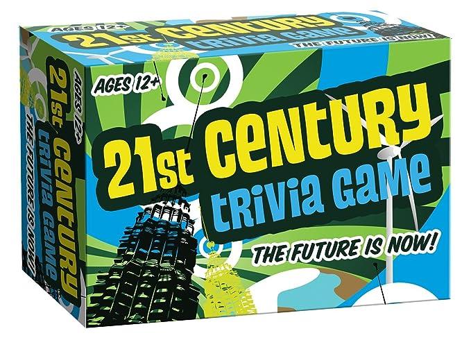 21st Century Trivia: Amazon.es: Juguetes y juegos