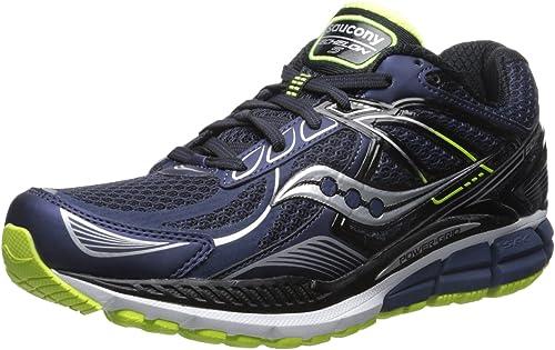 Saucony Echelon 5 Zapatillas para Correr - 48: Amazon.es: Zapatos y complementos