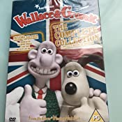 Wallace & Gromit - The Complete Collection DVD by Peter Sallis ...