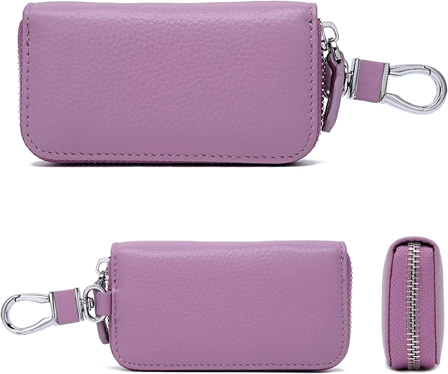 NEW Ladies Leather Matinee Purse Wallet by Prime Hide in 6 Colours Quality Gift
