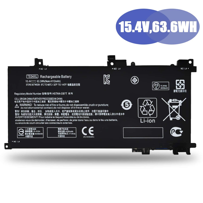 Bateria Te04xl Hp Owmen 15-ax200:15-ax250wm 15-ax210nr 15-ax