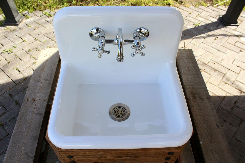 Amazon.com: Reclaimed Wood Floating Bath Vanity 24\