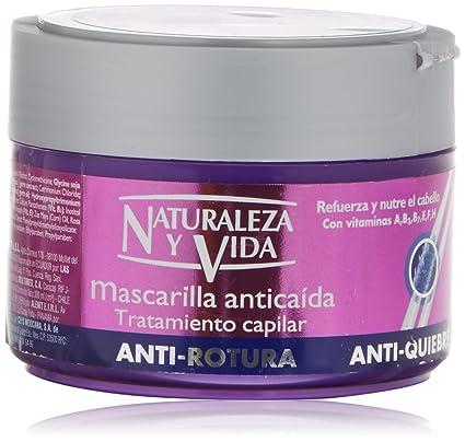 MASCARILLA ANTICAÍDA tratamiento capilar antirotura 300 ml