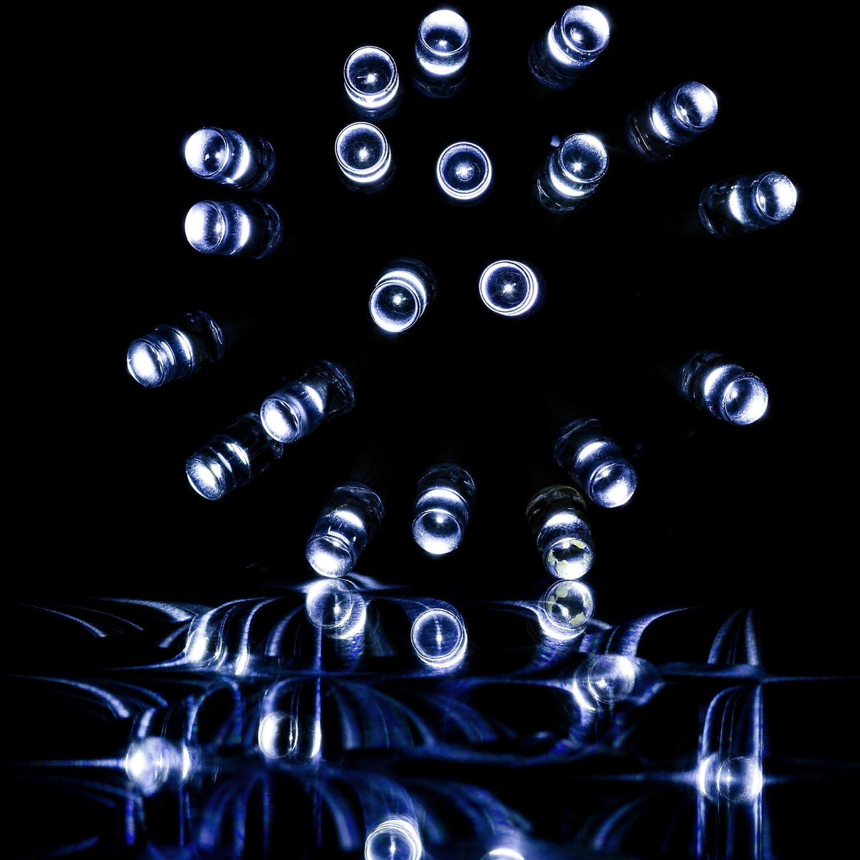 71-SqY6HWML._SL1500_ Verwunderlich Led Eisregen Lichterkette Warmweiß Dekorationen