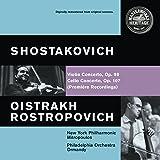 Shostakovich: Violin Concerto, Op. 99; Cello Concerto Op. 107