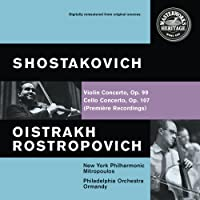 Shostakovich: Violin and Cello Concertos