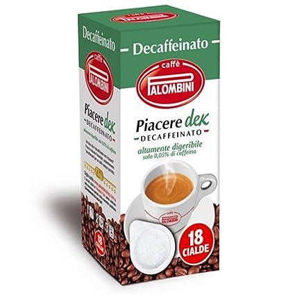 18 caffe' in cialde caffe' palombini decaffeinato dek espresso ... - Arredo Bagno Palombini