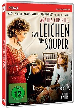 Agatha Christie: Zwei Leichen beim Souper / Spannende Agatha-Christie-Verfilmung nach dem Bestseller BLAUSÄURE (Pidax Film-Klassiker)