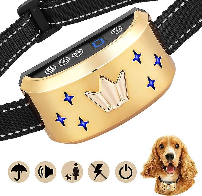 collares adiestramiento para dos perros 2 mano