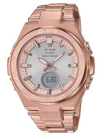 1125de1a79 Ladies' Casio Baby-G G-MS Rose-Tone Watch MSGS200DG-4A