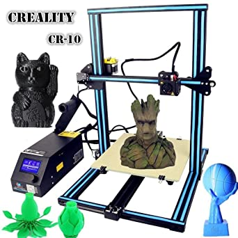 creality Impresora 3d printer CR de 10 Alta Precisión aluminio con ...