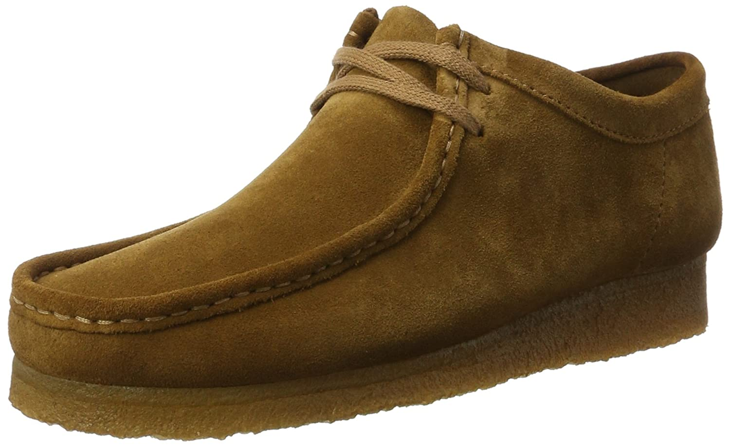 Clarks Originals 261227087, Mocasines Hombre 42 EU|Marrón (Cola)
