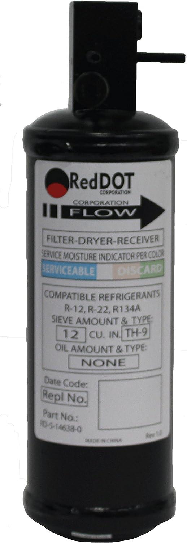 AC RECEIVER DRIER FOR PETERBILT F37-6011 74R2006