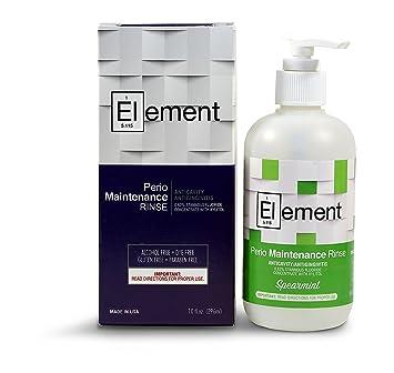 """Element"" 10 Fl. Oz. 0.63% Stannous Fluoride Antimicrobial Perio  Rinse"
