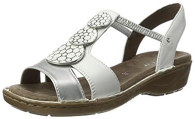 Jenny Damen Korsika iii Offene Sandalen: : Schuhe