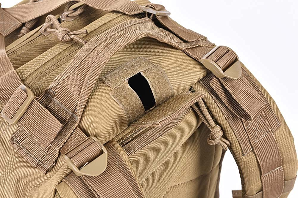 REEBOW GEAR Military Tactical Backpack Army Small 3 Day Assault Pack Molle Bag Backpacks Rucksacks