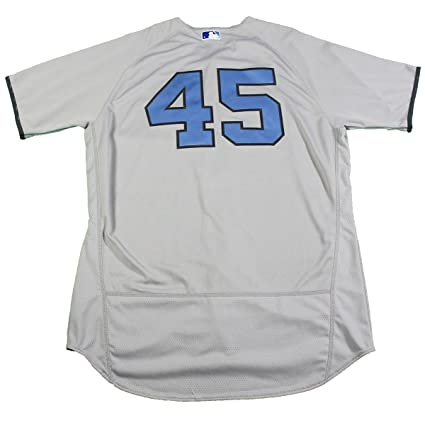 52e1f0120 Chasen Shreve New York Yankees Game Used  45 Father s Day Jersey and Hat  Set (