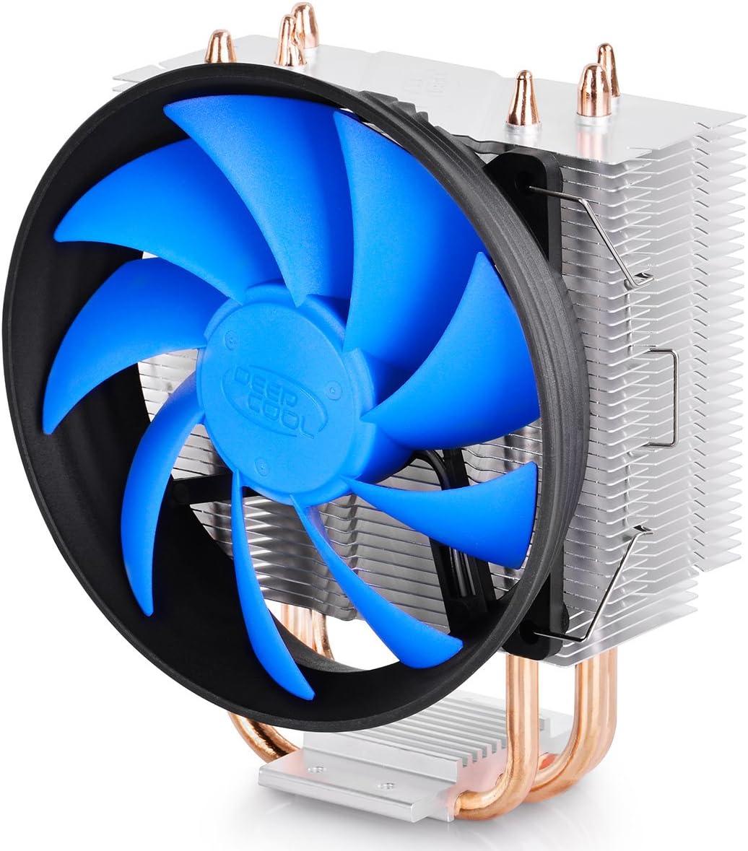 DeepCool GAMMAXX 300 - GAMMAXX300 - Ventilador de CPU, MultiSocket 130 W