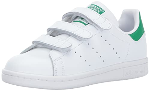 purchase cheap 44bc5 562ef Adidas OriginalsCG3619 - Stan Smith CF J Unisex-Bambini, Bianco (White White