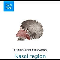 Anatomy flashcards: Nasal region: Learn all bones, arteries, veins and nerves on the go (Kenhub Flashcards Book 11…