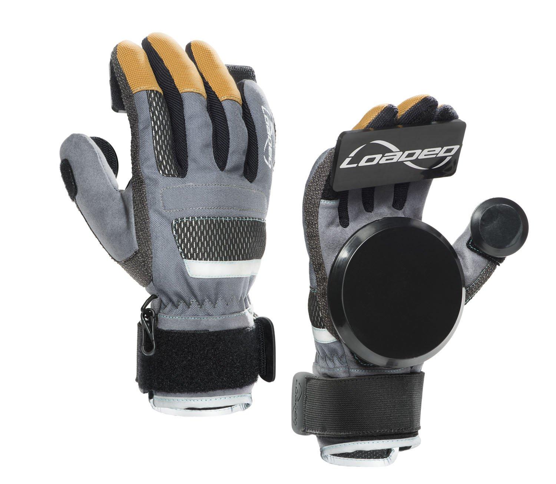 Loaded Boards Freeride Longboard Slide Glove Version 7.0 (Small)