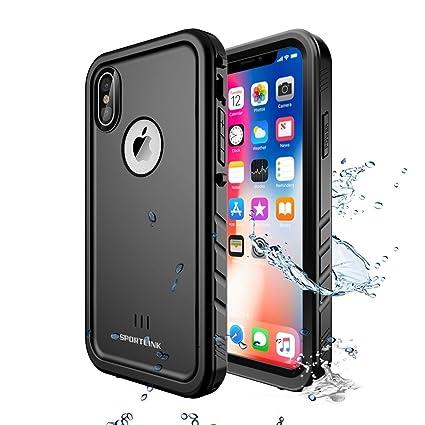 Amazon.com: iPhone carcasa impermeable. fomtor con ...
