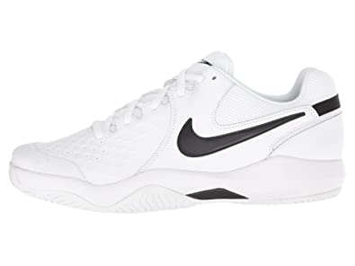 separation shoes 3a509 e4229 Nike Air Zoom Resistance Sneakers Basses Homme, Blanc (White Black 102)  48.5 EU  Amazon.fr  Chaussures et Sacs