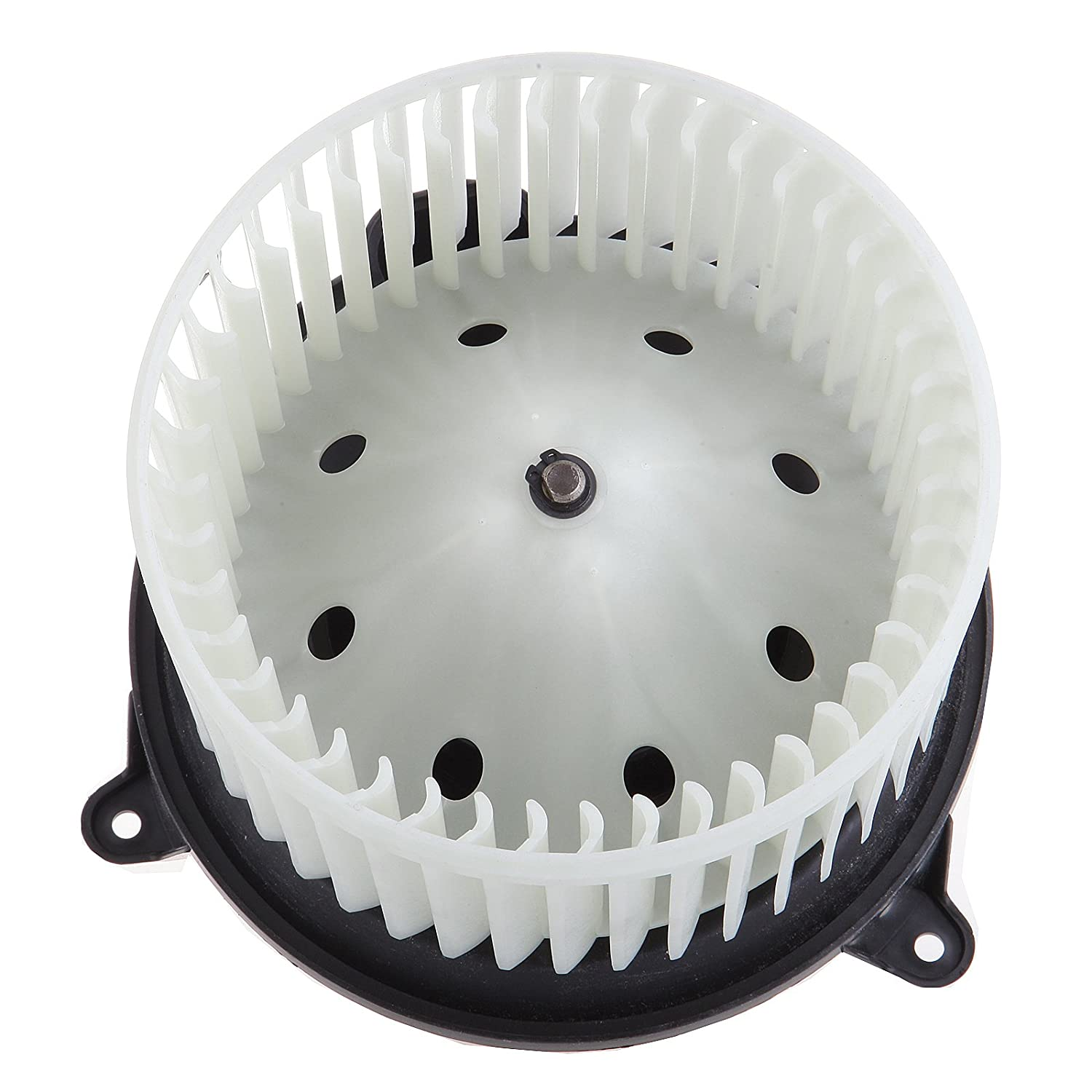 OCPTY A/C Heater Blower Motor ABS w/Fan Cage Air Conditioning HVAC Replacement fit for 2000-2005 Buick Century/2000-2004 Buick Regal/2000-2004 Chevrolet Corvette/2001-2003 Chevrolet Impala 058391-5209-1345594481