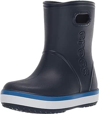 Crocs Crocband Rain Boot K, Botas de Agua Unisex niños