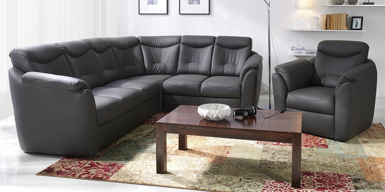 ecksofa mit schlaffunktion und bettkasten sessel milano stoff kunstleder bestellen. Black Bedroom Furniture Sets. Home Design Ideas