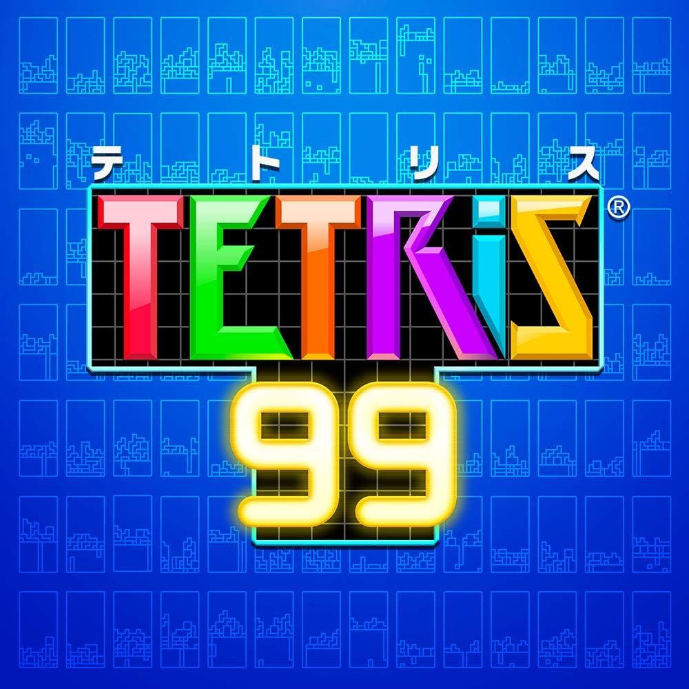 Tetris 99 For NINTENDO SWITCH REGION FREE JAPANESE VERSION [video game]: Amazon.es: Videojuegos