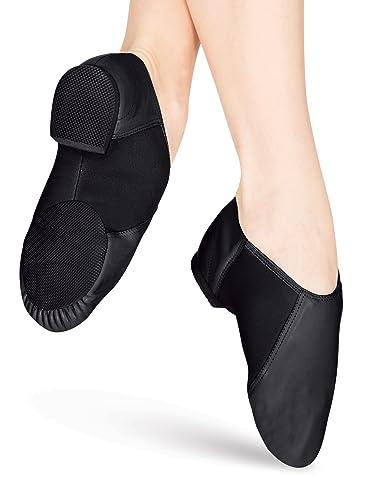 Adult slip on jazz boot foto 437