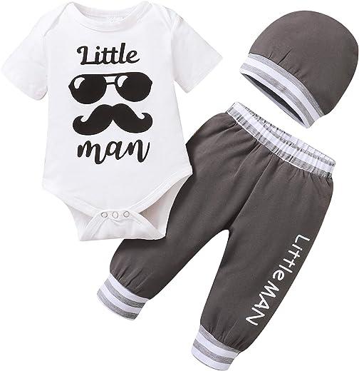 مجموعة ملابس للأطفال حديثي الولادة للخريف والشتاء من القطن التمويه قميص علوي كامو السراويل الرضع الأولاد الملابس