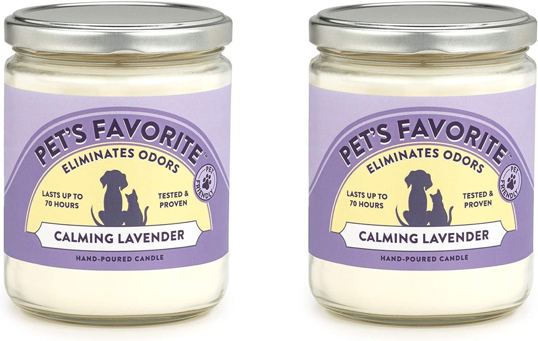 Mejores velas para el olor de las mascotas [year] (análisis) 3